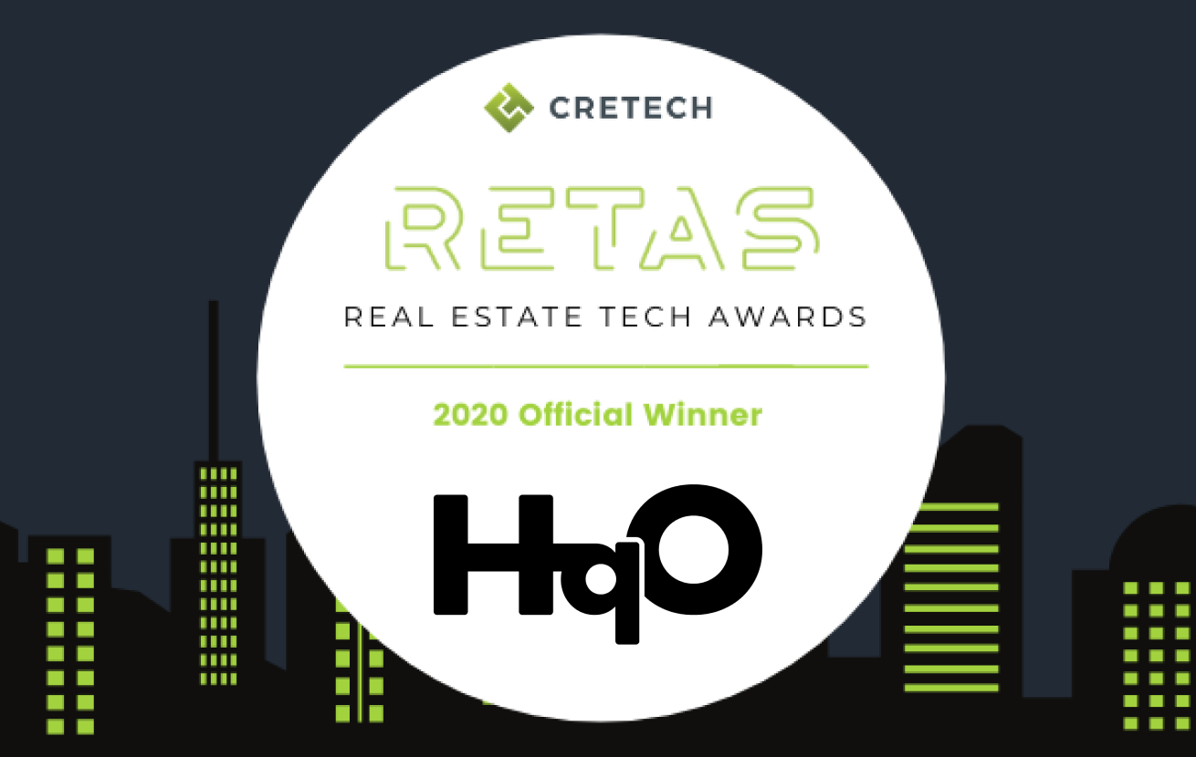 CRETech Real Estate Tech Awards: HqO Wins 2020 Office Category | HqO