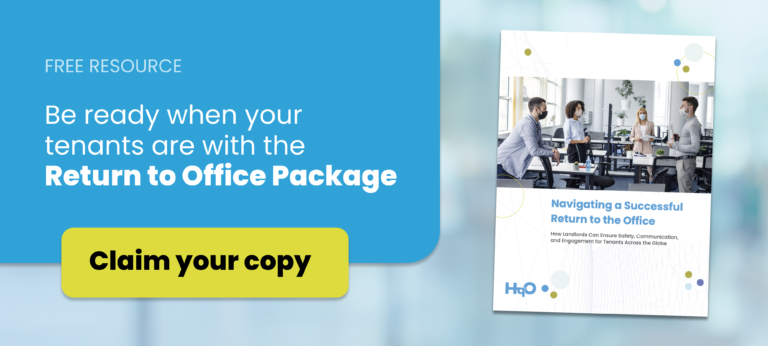 HqO Return to Office Package | HqO